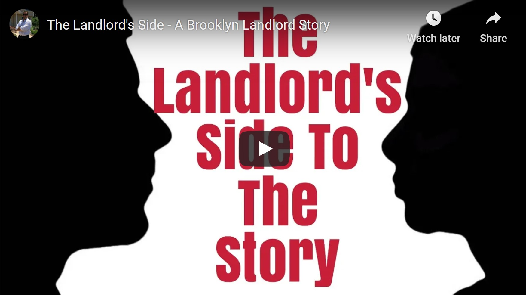 A Brooklyn Landlords Story